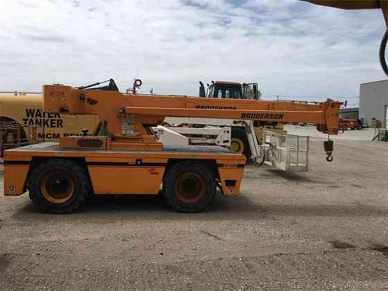 2007 Used BRODERSON IC200-3F Crane Fort Dodge