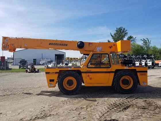 2018 Used BRODERSON IC200-3J Crane Fort Dodge