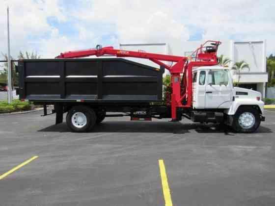 2000 Used MACK MIDLINER CS300P Grapple Truck West Palm Beach