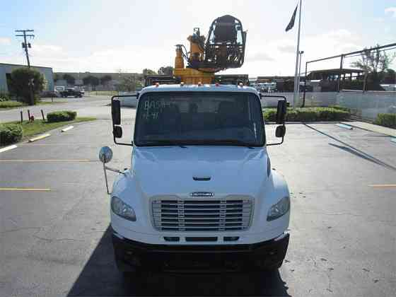 2011 Used FREIGHTLINER BUSINESS CLASS M2 106 Grapple Truck West Palm Beach