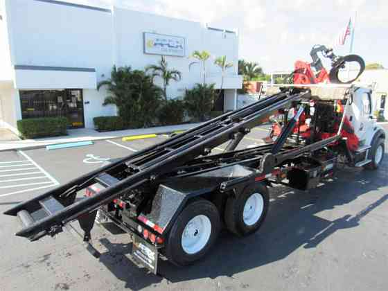 2012 Used FREIGHTLINER M2 112 Grapple Truck West Palm Beach