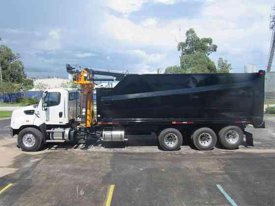 2020 New FREIGHTLINER 114SD Grapple Truck West Palm Beach