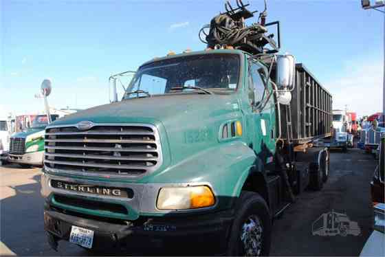 2006 Used STERLING LT9500 Grapple Truck Memphis