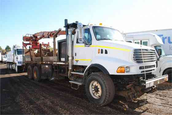 2005 Used STERLING LT9500 Grapple Truck Memphis