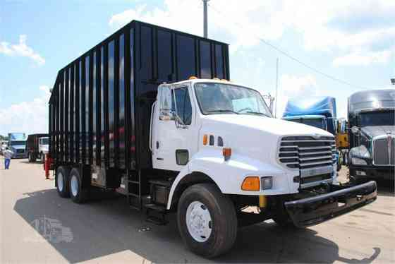 2004 Used STERLING LT8500 Grapple Truck Memphis