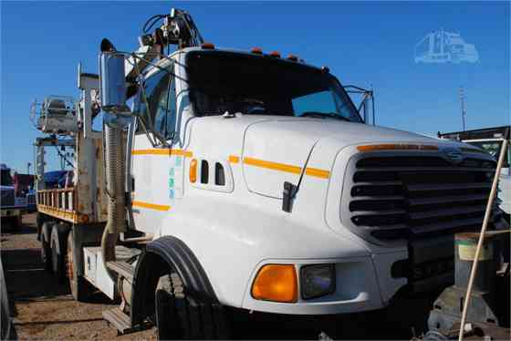 2006 Used STERLING L8500 Grapple Truck Memphis