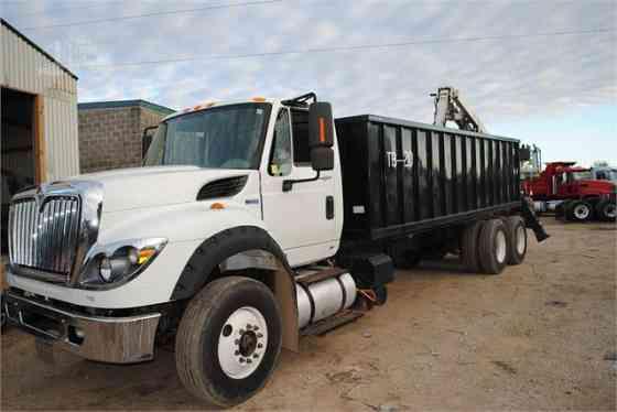2013 Used INTERNATIONAL WORKSTAR 7600 Grapple Truck Memphis