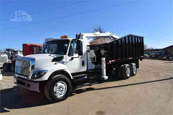 2009 Used INTERNATIONAL WORKSTAR 7400 Grapple Truck Memphis