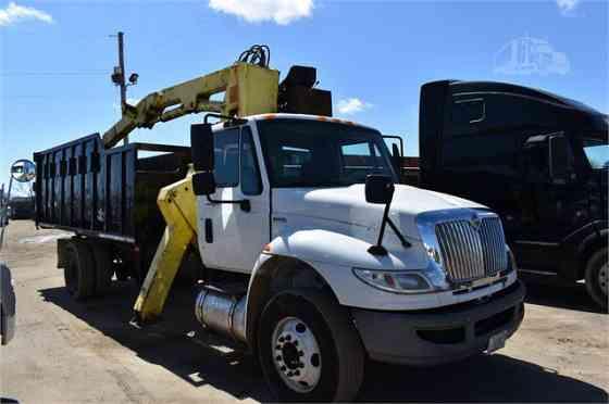 2011 Used INTERNATIONAL DURASTAR 4400 Grapple Truck Memphis