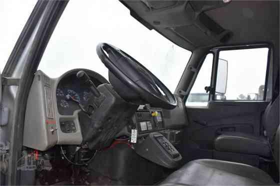 2016 Used INTERNATIONAL DURASTAR 4400 Grapple Truck Memphis