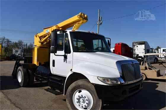 2006 Used INTERNATIONAL DURASTAR 4300 Grapple Truck Memphis