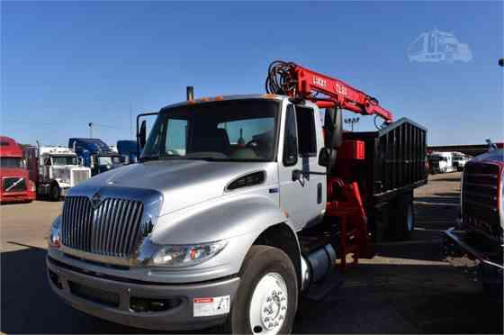 2015 Used INTERNATIONAL DURASTAR 4300 Grapple Truck Memphis