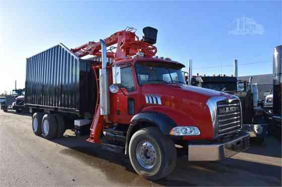 2006 Used MACK GRANITE CT713 Grapple Truck Memphis