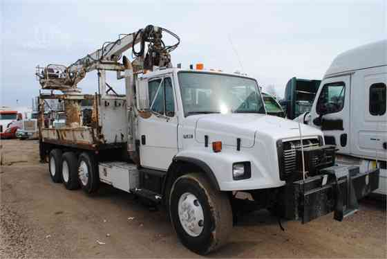 2004 Used FREIGHTLINER FL80 Grapple Truck Memphis