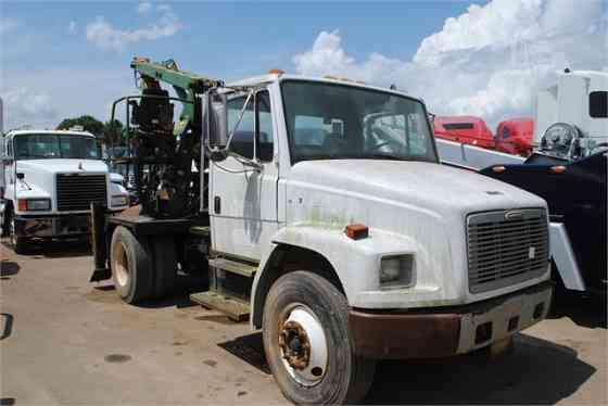 2003 Used FREIGHTLINER FL70 Grapple Truck Memphis