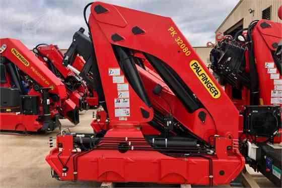 2018 New PALFINGER PK32080 Crane Houston