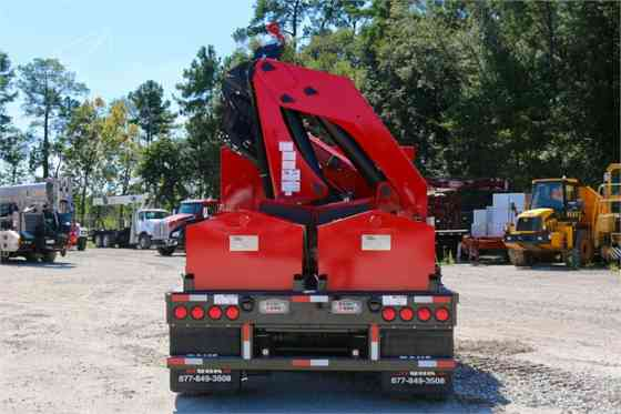 2018 Used PALFINGER PK32080D Crane Houston