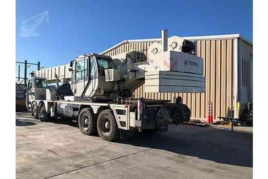 2016 Used TEREX T780 Crane Houston