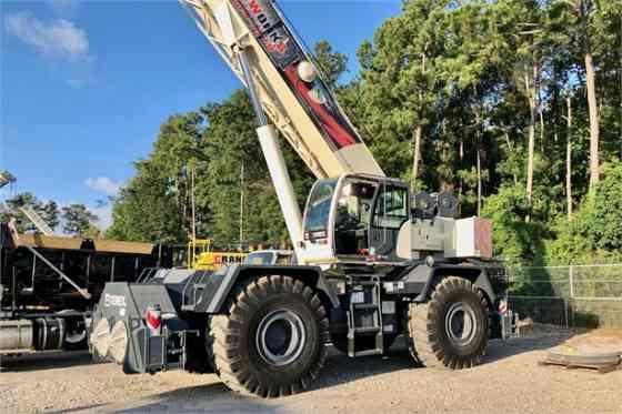 2016 Used TEREX RT670 Crane Houston