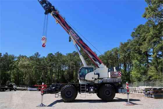 2017 Used TEREX RT100US Crane Houston