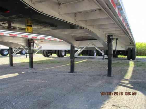 "2022 New MAC TRAILER MFG ROAD WARRIOR Flatbed Trailer 53'X102"" Fort Wayne"