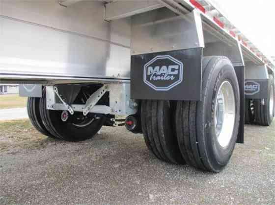 2021 New MAC TRAILER MFG Flatbed Trailer Fort Wayne