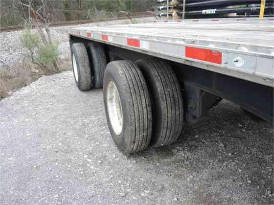 "2014 Used UTILITY 48' X 102"" Flatbed Trailer Birmingham, Alabama"