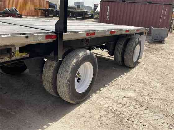 2014 UTILITY 48' Flatbed Trailer COMBO WITH PIPE STAKES Birmingham, Alabama