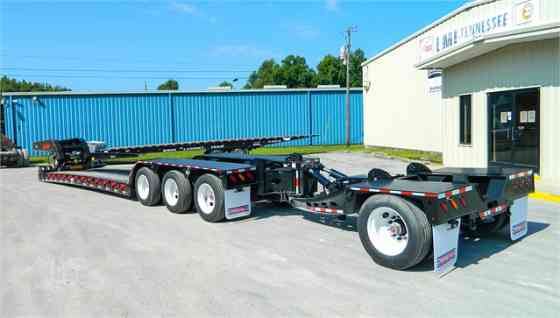 2022 New PITTS LB55-18 SPREADER Trailer Waverly