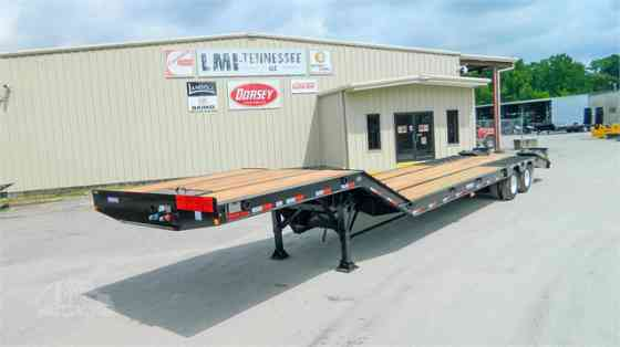 2022 New PITTS LB25-33CONTR SPEC Lowboy Trailer Waverly