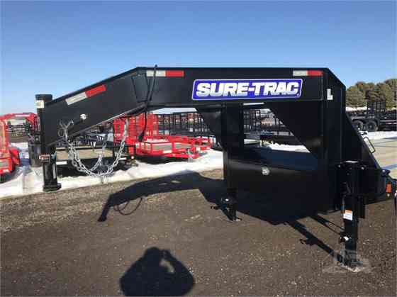2021 New SURE-TRAC 8.5'X30' 25K Utility Trailer Rockford