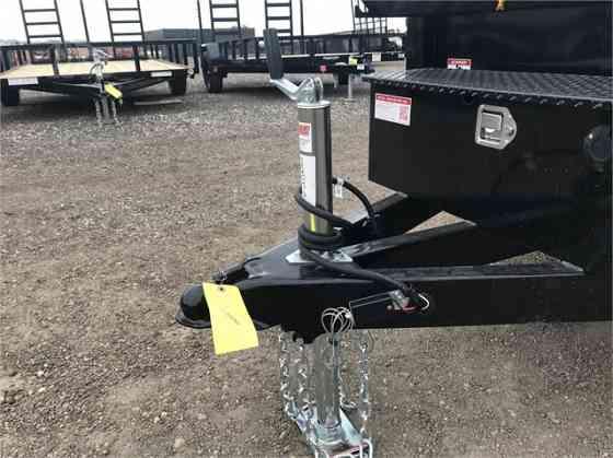 2021 New SURE-TRAC 5'X10' 7K LOW PROFILE Utility Trailer Rockford