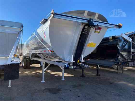 Used 2021 TRAVIS ALUMATECH Dump Trailer Denver