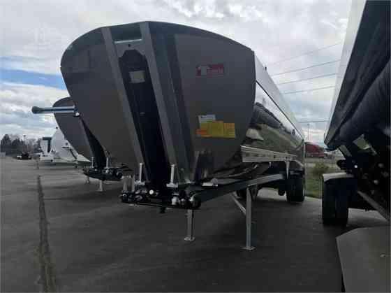 New 2022 TRAVIS 39' ALUMATECH Dump Trailer Denver