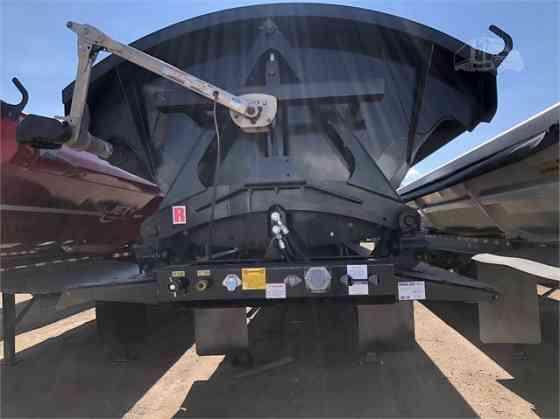 USED 2019 RANCO 40' TANDEM AIR RIDE SIDE DUMP Denver