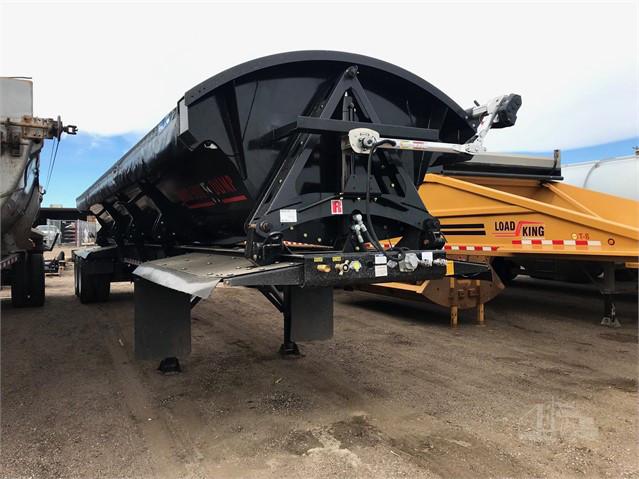 USED 2020 RANCO 40' AIR RIDE SIDE DUMP Denver - photo 3