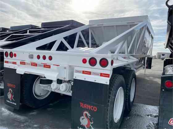 NEW 2021 LW21-40 RANCO AIR RIDE BOTTOM DUMP Denver