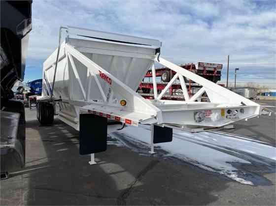 NEW 2021 RANCO LW21-40 AIR RIDE BOTTOM DUMP Denver