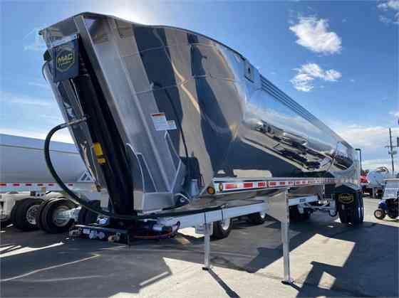 NEW 2022 MAC TRAILER MFG ALUM END DUMP Denver