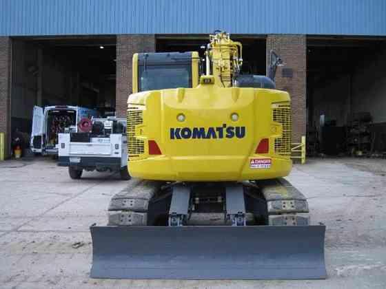USED 2017 KOMATSU PC138US LC-11 EXCAVATOR Wayne, Michigan