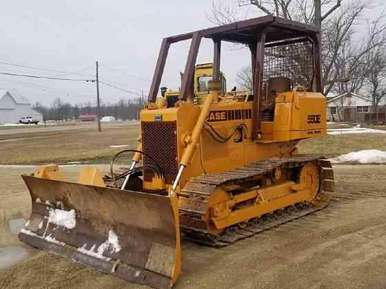 USED 1993 CASE 550E LT DOZER Wayne, Michigan