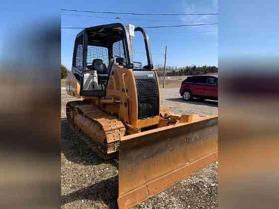 USED 2019 CASE 650K 2LT DOZER Wayne, Michigan