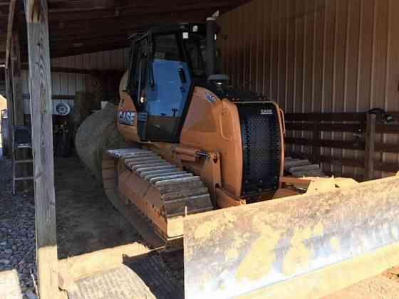 USED 2016 CASE 650L DOZER Wayne, Michigan