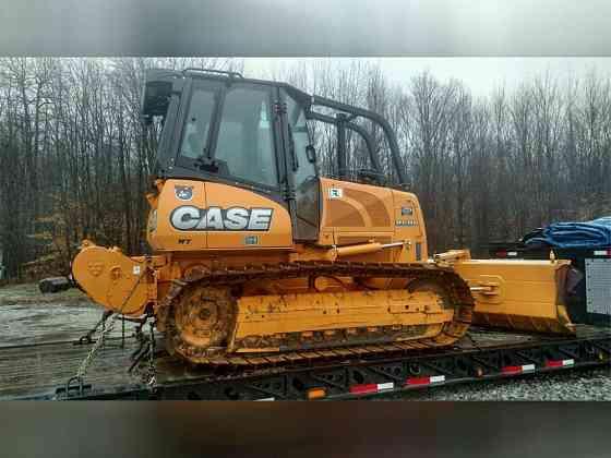 USED 2012 CASE 850L DOZER Wayne, Michigan