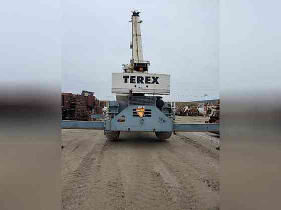 USED 2000 TEREX RT450 ROUGH TERRAIN CRANE Wayne, Michigan