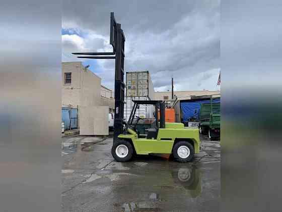 USED CLARK C500Y155 FORKLIFT Wayne, Michigan