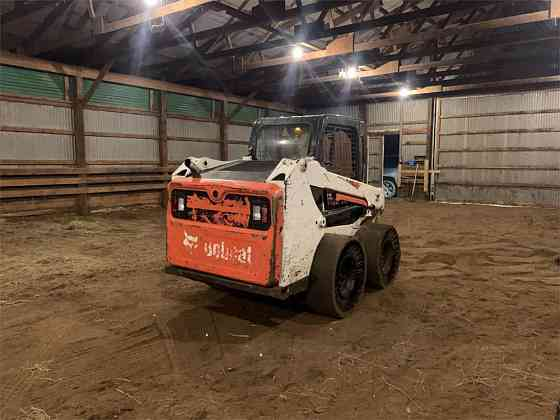 USED 2018 BOBCAT S550 Skid-Steer Loader Wayne, Michigan