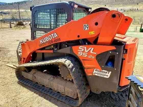 USED 2017 KUBOTA SVL95-2S Skid Steer Loader Wayne, Michigan