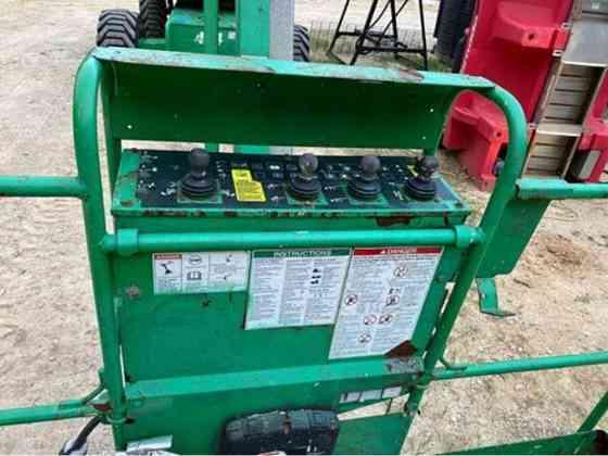 USED 2013 GENIE Z80/60 Boom Lift Wayne, Michigan