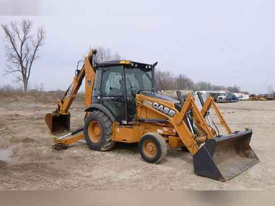 USED 2012 CASE 580SN BACKHOE Frankfort, Kentucky